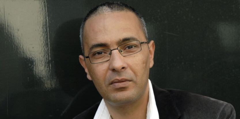 Kamel Daoud, Algerian writer in 2011./ANDERSENULF_Daoud_07/Credit:Ulf Andersen/SIPA/1411061529