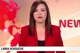 DIA-Lamia achouche NEWS