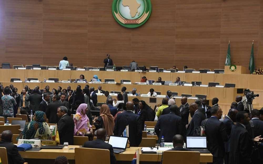 DIA-Union Africaine
