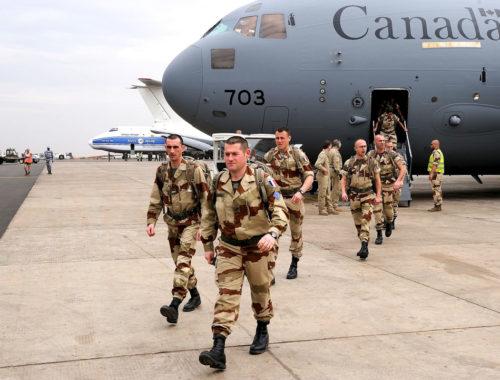 DIA-Canadian military