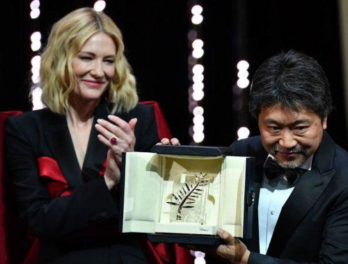 DIA-Japonais Kore-Eda Palme d'or