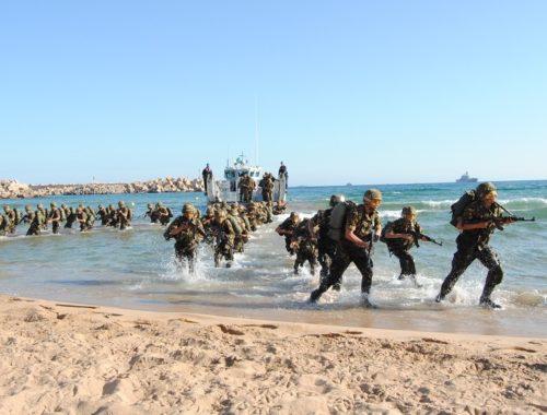 DIA-troupes armées