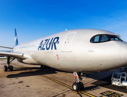 DIA-AIgle azur avion