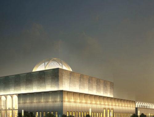 DIA-Grande Mosquée d'Alger