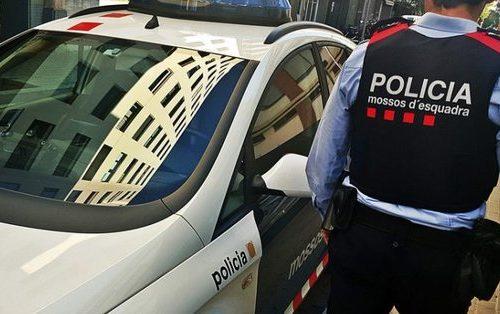 DIA-Barcelone police