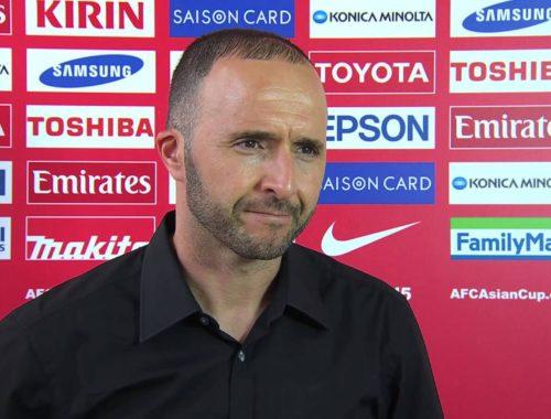DIA-Belmadi coach