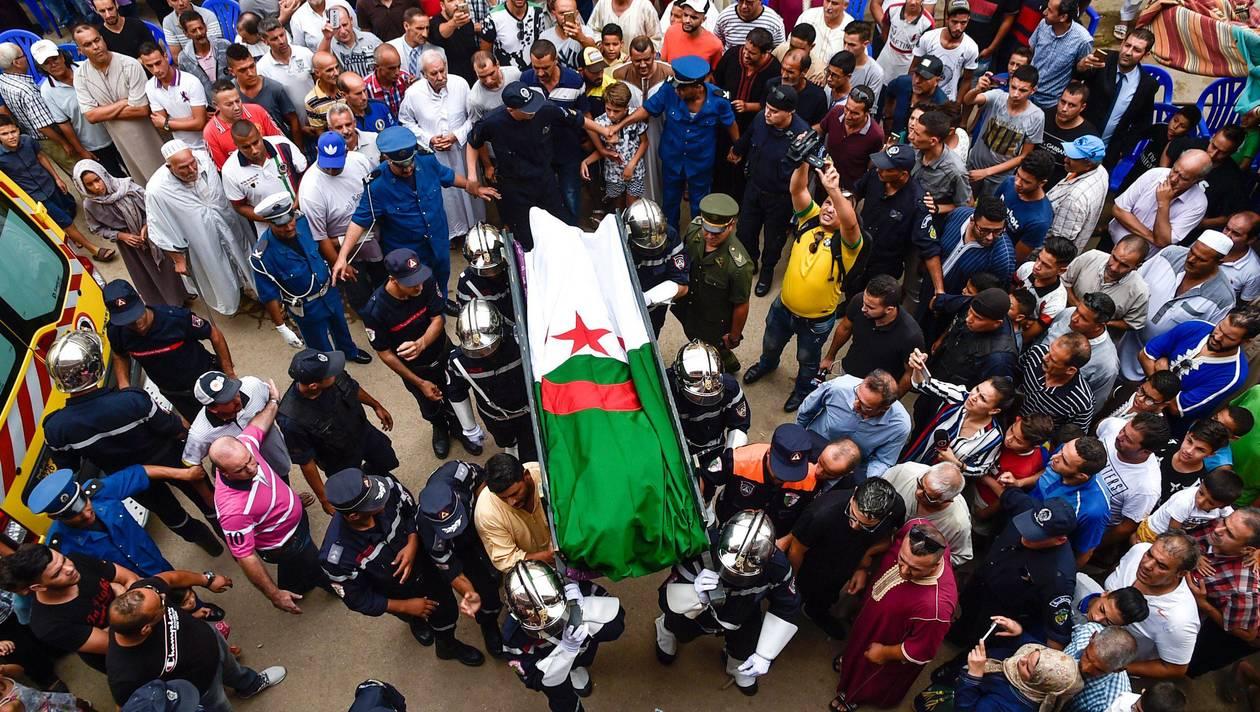 AFP / Ryad KRAMDI
