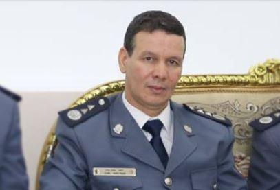 Boualem DG PROTECTION CIVILE