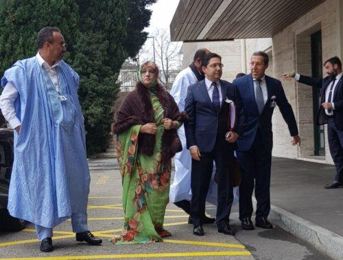 Maroc polisario