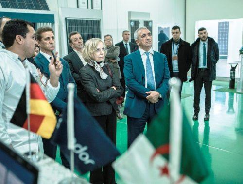 PHOTOS VISITE Ambassade d'Allemagne à CONDOR 12 DEC 2018