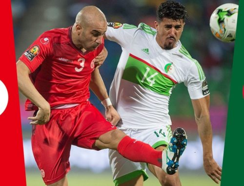 tunisie algérie