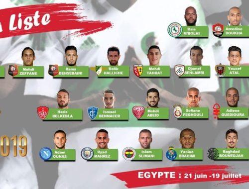 CAN-Algérie