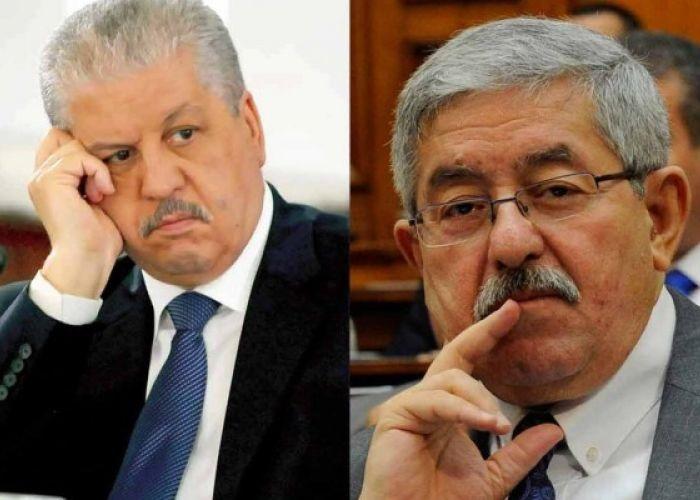 DIA | Faut-il enlever les portraits de Sellal et Ouyahia du Palais ...